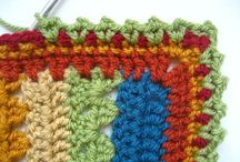 Blanket edging