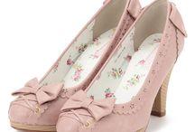 skønne sko