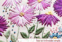 Embroidery / Needle Work