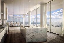 Glass penthouse