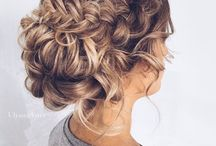 Hair updo's / Whether it be a Wedding, Prom or Special occasion our Talent Stylists at Coiffure create beautiful Styles all year round for their Clients Xx