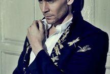 Tom Hiddleston / Mój ulubiony aktor