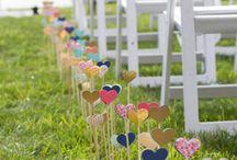 DIY decoratie ceremonie