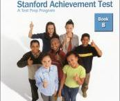 SAT/10, Stanford Achievement Test - Test Prep / Prepare your students to do their best. Students will get the practice they need to prepare and succeed with these books that refresh their basic skills, familiarize them with test formats, give them practice tests, and offer test-taking strategies.