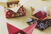 Origami Box - Kutu Yapımı