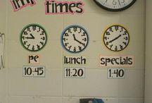 Classroom Basics / Classroom decor, layout and behaviour strategies