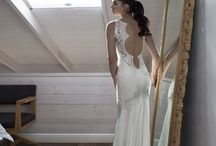 My Wedding: Dress / by Kristin Hilbert