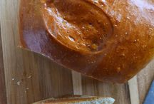 homemade breads / by Stacy Boyle