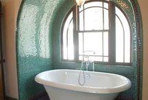 coastal living Spas bathroom