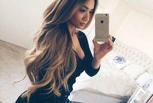 Fine hår frisyrer