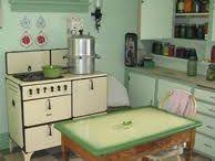 Vintage Retro Kitchen