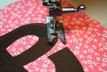 aprendo a coser apliques