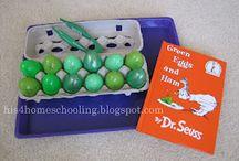 dr.suess week / by Christine Gordon