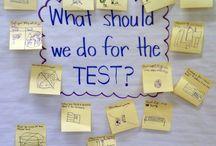 STAAR test prep / by Heather Adams