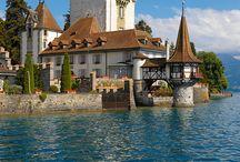 Замки,дворцы