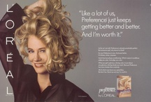 "Since 1971 / ""I'm Worth It"" was created in 1971 to justify the purchase of Preference hair colour, the most expensive of that time but a more important message emerged: it was about the women's self confidence, style and empowerment. 4 decades later, it remains relevant as ever."