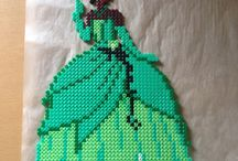 Hama princess / Hama beads