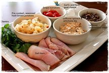 breakfast ideas / wanting another variety of breakfast foods.... / by agnusdei