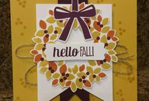 Cards - For All Things / by Hill Country Stampin'