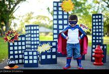 Super Hero Mini Session