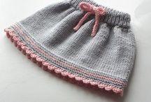 Saias de trico