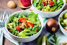 vegetarisch lunchgerecht