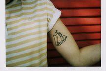 ink / tattoos & inspiration / by Blake Stewart