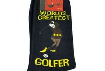 Gifts for a Golfer / Gift ideas for a golf fanatic. Whether is a birthday treat for Tiger Woods or a Christmas present for a budding Rory McIlroy these gifts are perfect for any golfer