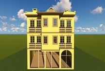 mimari düşler veya gerçekler... / isem mimarlık-mimar ismail erten in tasarımları
