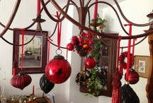 Christmas decorations / The most wonderful time of the year x
