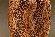 Arte en maderas
