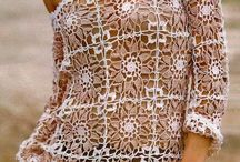 crochet tops / by Veronica Wilkinson