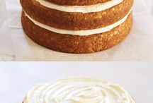 Naked cakes ideas