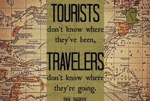 Travel Quotes / by Debi Koscielny