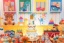 Ideias de aniversário