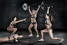 Crossfit babes / Because they deserve a board of their own!