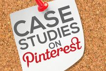 CASE STUDIES ON PINTEREST - BUSINESS SUCCESS STORIES / by Power of Pinterest Book