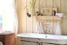 Rub a dub, dub Bathrooms / by Lisa Hawker