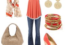 cute outfits/clothes / by Marly Arguello