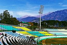 Dharamsala-Unrivaled hill station in India with a cricket stadium / Travel Destinations