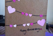 Biglietti e tags - San Valentino e anniversari