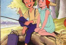Cover Dvd - Tom Sawyer / Cover Dvd Manga - Tom Sawyer