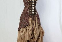 Steampunk costume / by Hope Toledo