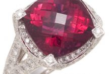 Ruby Jewelry / Roses are red and Rubies is too!
