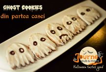 Scary Journey - Halloween / Our scary, terrible Halloween Menu