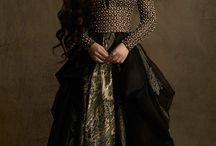 Long May She Reign / Fashion from the historically fictional romance series; Reign