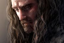 THORIN  OAKENSHIELD / KING UNDER THE MOUNTAIN