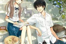 Anime - Couple