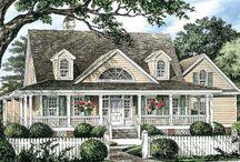 Houses / by Kathi Richards Bailey
