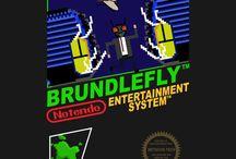 Retro NES Covers